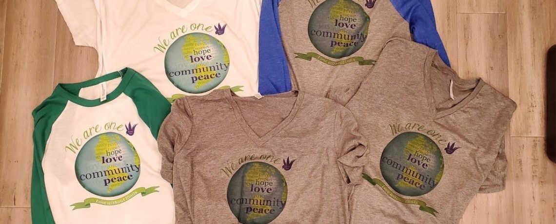 Alossi Spa Charity T-shirt