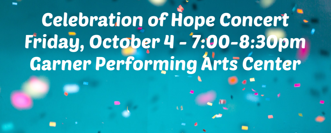 Celebration of Hope Concert